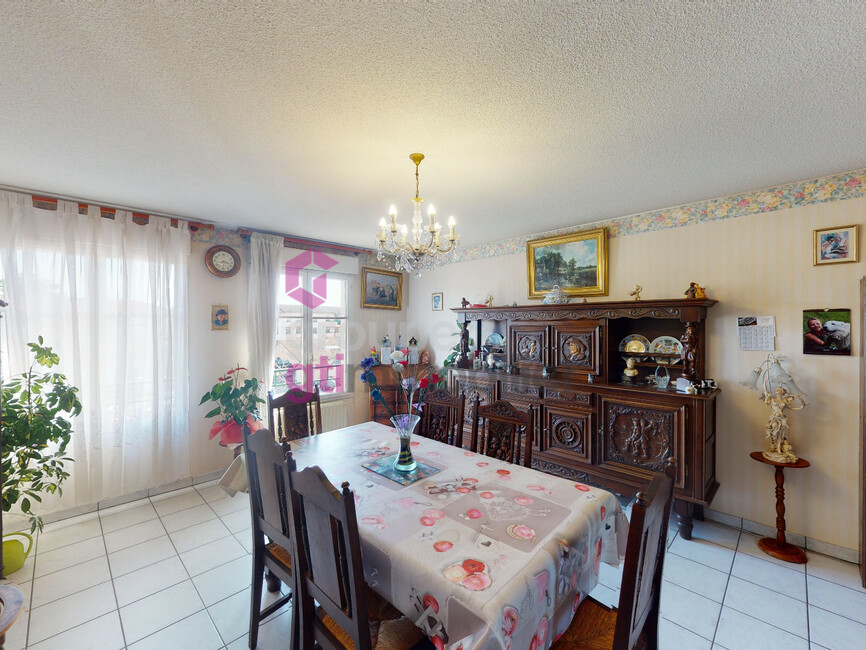 Vente Appartement 3 pièces 75m² Saint-Just-Saint-Rambert (42170) - photo
