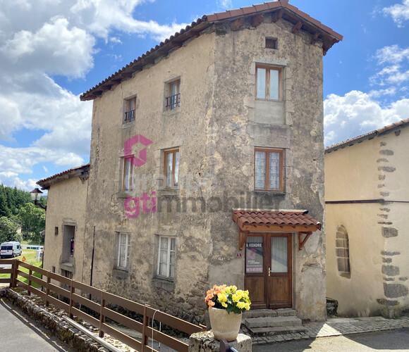 Vente Maison 4 pièces 127m² Connangles (43160) - photo