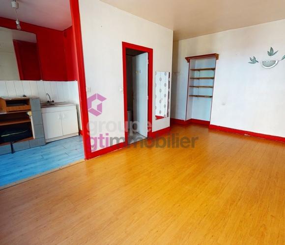 Vente Appartement 1 pièce 27m² Saint-Étienne (42100) - photo