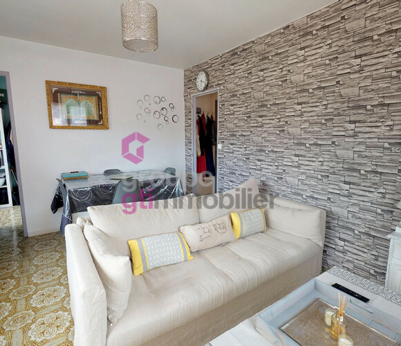 Vente Appartement 65m² Saint-Étienne (42100) - photo