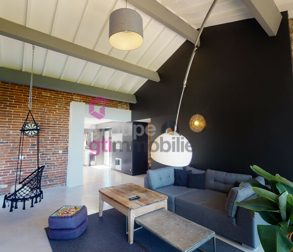 Vente Maison 5 pièces 250m² Saint-Just-Saint-Rambert (42170) - photo