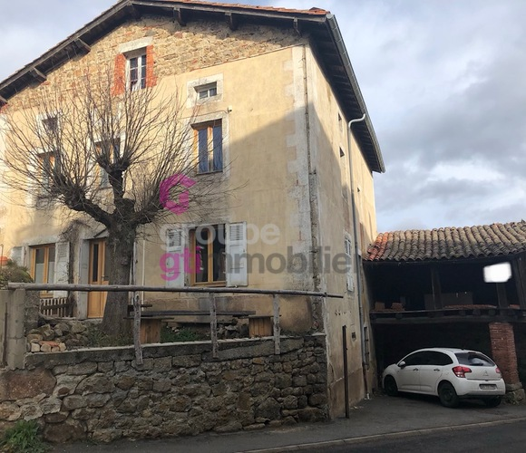 Vente Maison 6 pièces 120m² Apinac (42550) - photo