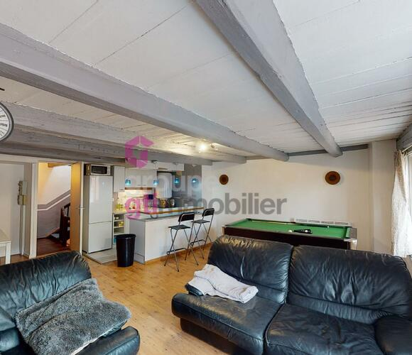 Vente Appartement 2 pièces 56m² Le Puy-en-Velay (43000) - photo