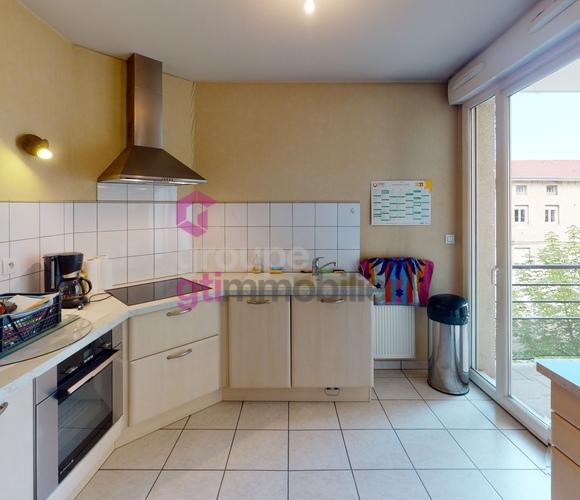 Vente Appartement 3 pièces 66m² Firminy (42700) - photo
