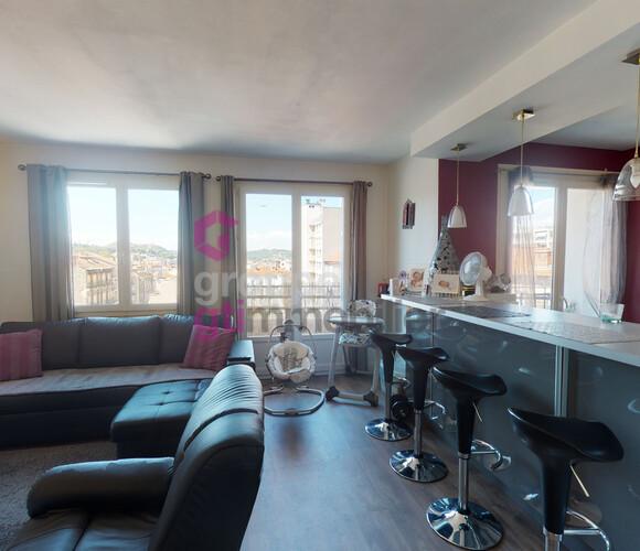Vente Appartement 4 pièces 84m² Saint-Étienne (42100) - photo