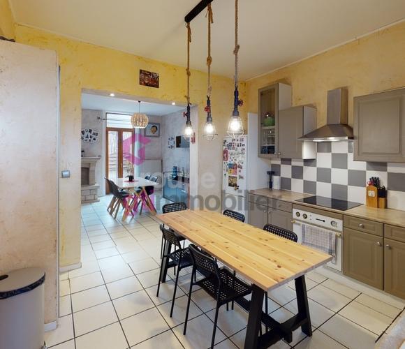 Vente Maison 4 pièces 82m² Firminy (42700) - photo
