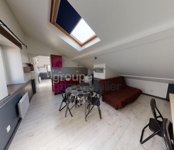 Vente Appartement 38m² Saint-Étienne (42100) - photo