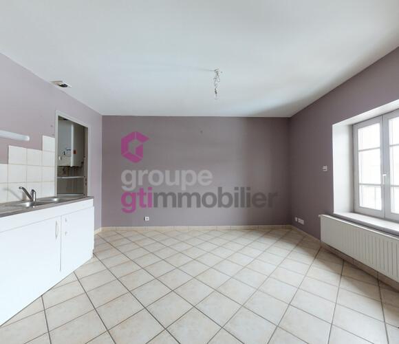 Vente Appartement 3 pièces 67m² Yssingeaux (43200) - photo