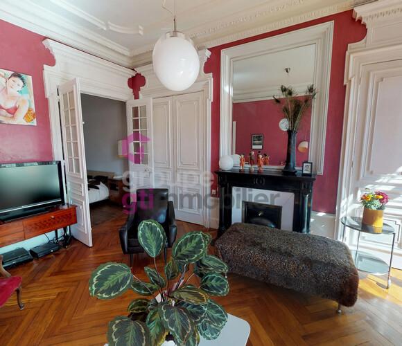 Vente Appartement 4 pièces 163m² Saint-Étienne (42000) - photo