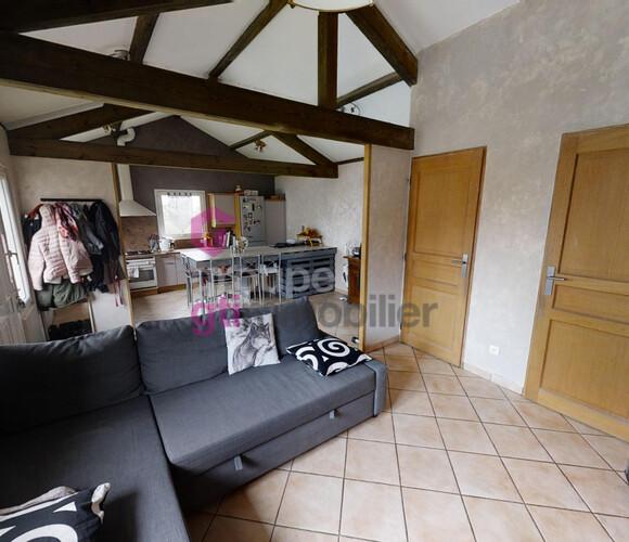 Vente Maison 3 pièces 90m² Dunières (43220) - photo