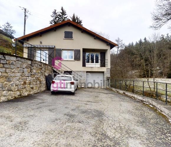 Vente Maison 3 pièces 76m² Dunières (43220) - photo