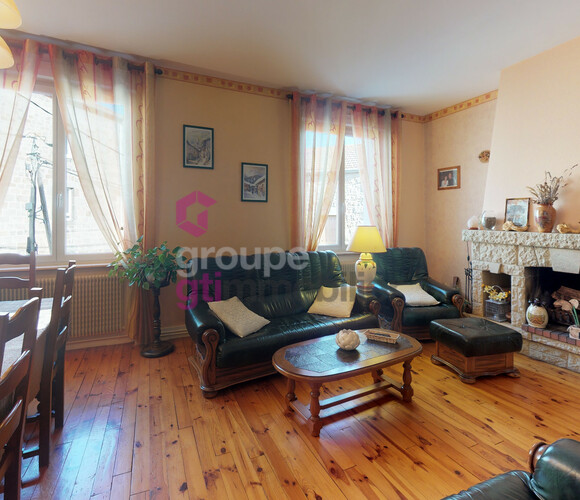 Vente Maison 5 pièces 130m² Saint-Pal-de-Mons (43620) - photo