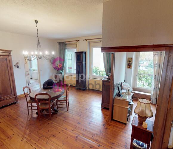 Vente Appartement 5 pièces 124m² Saint-Just-Saint-Rambert (42170) - photo