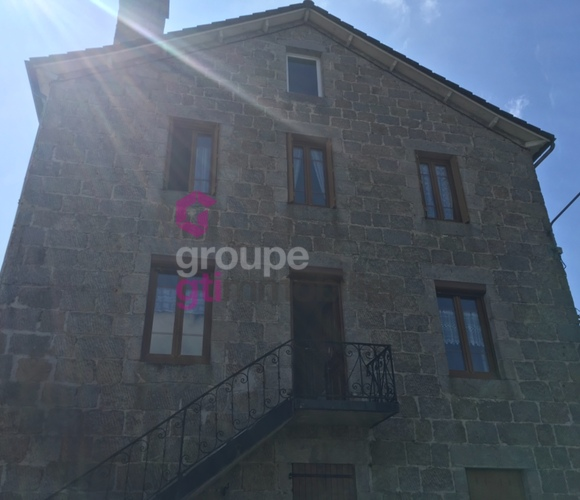 Vente Immeuble 8 pièces Mazet-Saint-Voy (43520) - photo