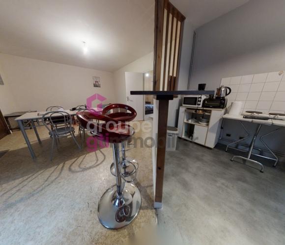 Vente Appartement 2 pièces 49m² Annonay (07100) - photo
