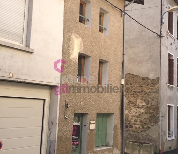 Vente Maison 3 pièces 54m² Beauzac (43590) - photo
