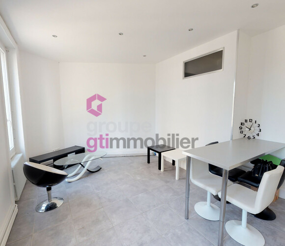 Vente Appartement 3 pièces 55m² Firminy (42700) - photo