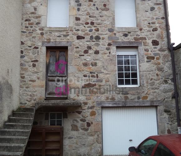 Vente Maison 2 pièces 92m² Vernassal (43270) - photo