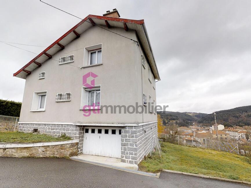 Vente Maison 140m² Dunières (43220) - photo