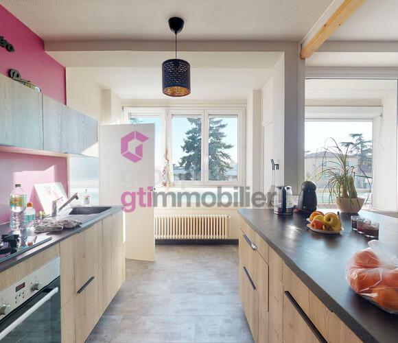 Vente Appartement 90m² Montbrison (42600) - photo