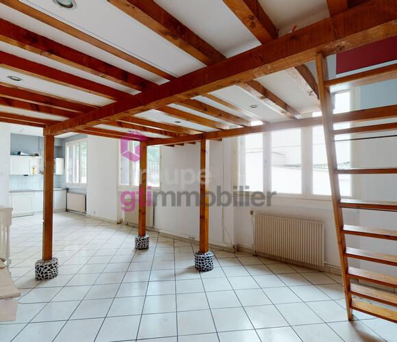 Vente Maison 62m² Saint-Étienne (42000) - photo